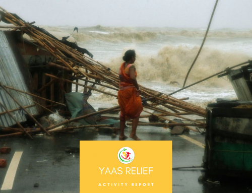 ACTIVITY REPORT FOR YAAS RELIEF